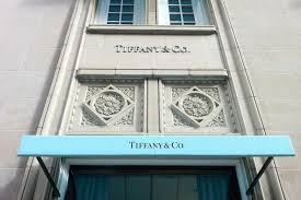 tiffany shop