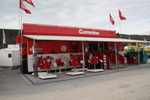 Cummins_Engines_exhibition_unit_at_Hillhead_2012_-_IMG_0931