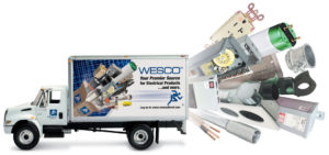 WESCO picture - truck2